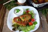 Колдуны из картофеля с фаршем в духовке