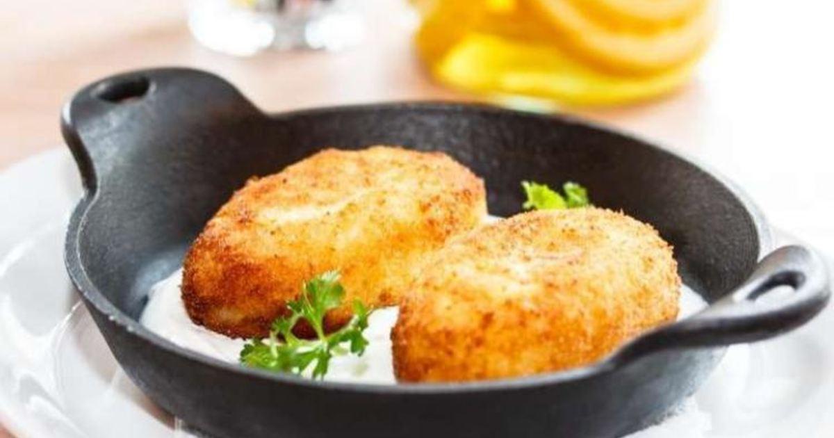 Картофельные зразы пошаговый рецепт с фото